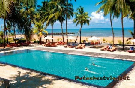 Лучшие курорты и пляжи Шри-Ланки