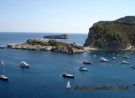 Раскрепощенный остров Ибица