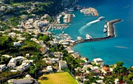 Пафосный отдых на острове Капри