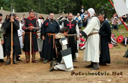 фестиваль Средневековья Белый Замок
