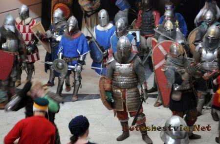 Белорусский фестиваль Средневековья