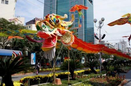 В Китае пройдет Международный фестиваль воздушных змеев