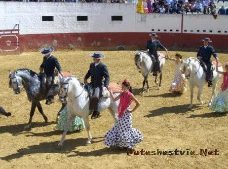 В Испании пройдет ярмарка в городе Севилья