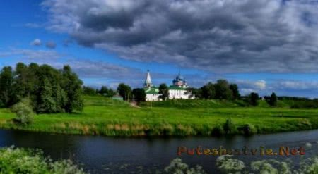 Суздаль - уникальный город России