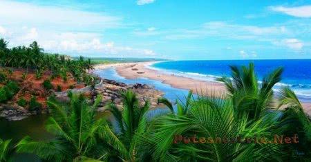 Пляжный отдых в Керала в Индии