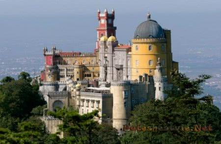 Португальский дворец Пена