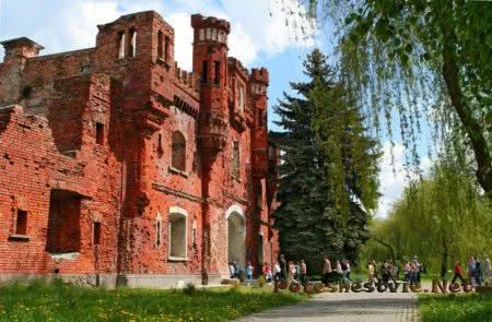 Замки и крепости Белоруссии