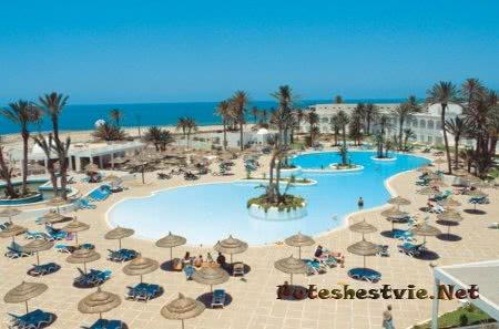 Курорты Туниса заменят Турцию и Египет