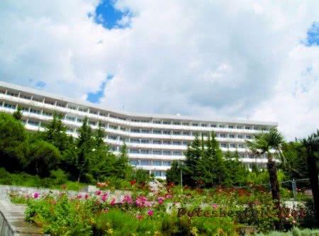 Лучшие отели черноморского побережья России