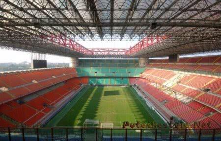 Стадион «Сан-Сиро» в Милане