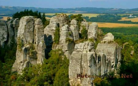 Заповедник «Чешский рай»
