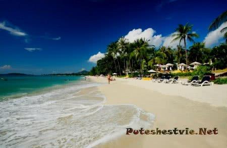 Лучшие пляжи Юго-Восточной Азии