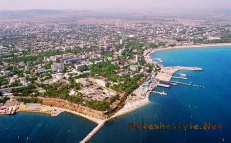 Город-курорт Анапа