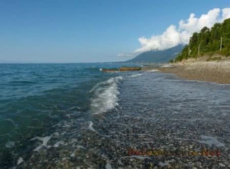 Лучшие курорты Абхазии
