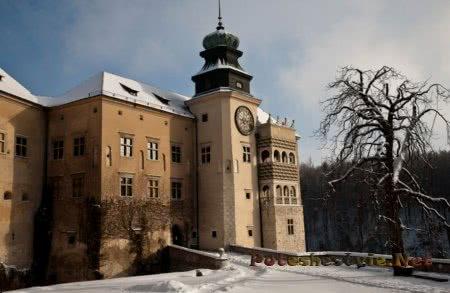 Красивейшие замки Польши
