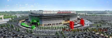 MetLife Stadium - самый дорогой стадион