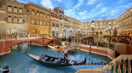 Отель «Venetian Macao Resort 5*» в Макао