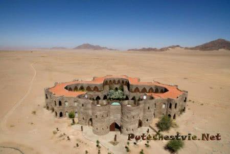 Отель «Le Mirage Resort and Spa4*» в Намибии