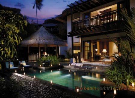 Отель «Шангри-Ла Мактан Резорт Спа» на Филиппинах