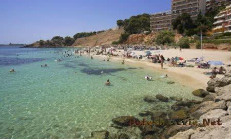 Пляжи острова Майорка