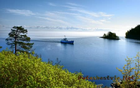 тур на остров Валаам