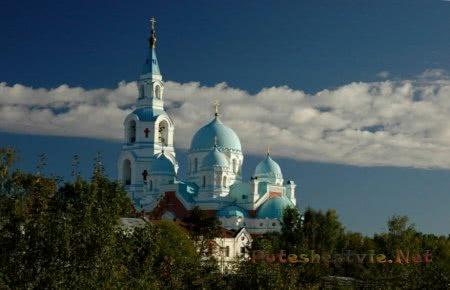 туры в Валаамский монастырь