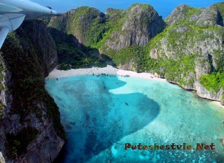 Остров Пхи-Пхи в Таиланде