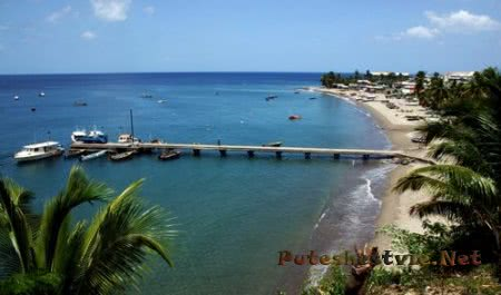 Отдых на острове Гренада