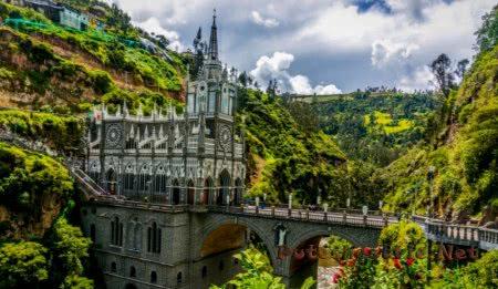 Колумбийский собор Лас Лахас