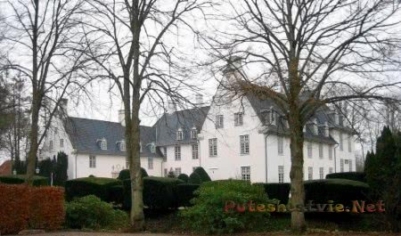Дворцы и замки Дании