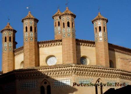 Красивейший испанский город Теруэль