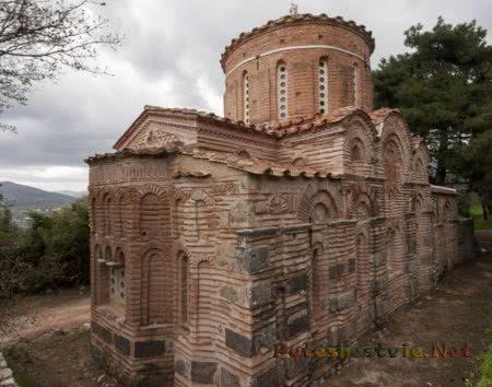 Церковь Панагии Крини