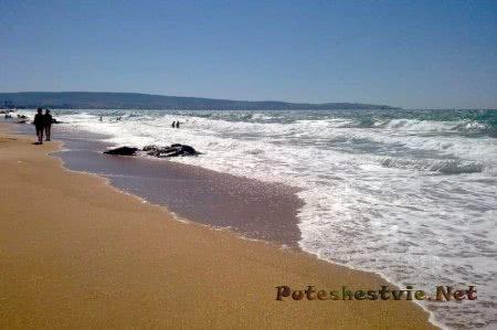 Пляж Bounty