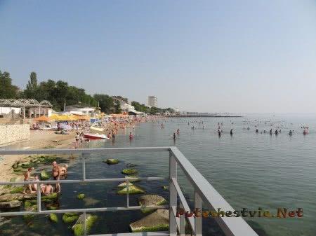 Пляж Первый городской