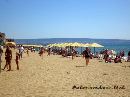 Пляж Жемчужный