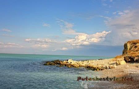 Пляжи мыса Святого Ильи
