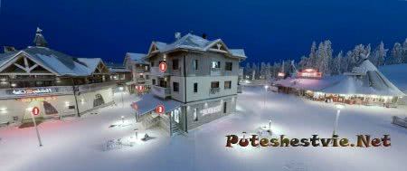 Горнолыжный курорт Куусамо и курорт Рука в Финляндии