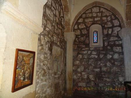 Интерьеры Церкви Сурб Саркис