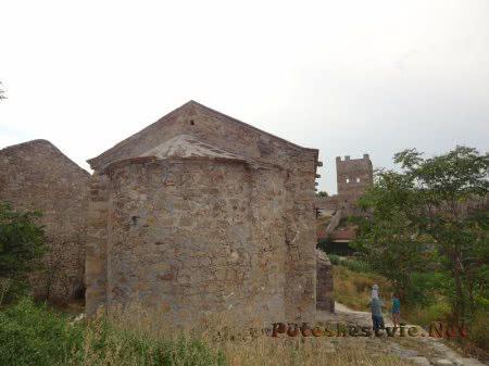Армянская средневековая церковь