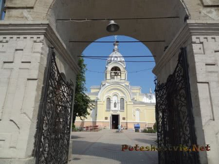 Казанский собор Феодосии