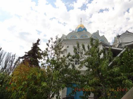 Одна из частей Храма Святой Екатерины в Феодосии