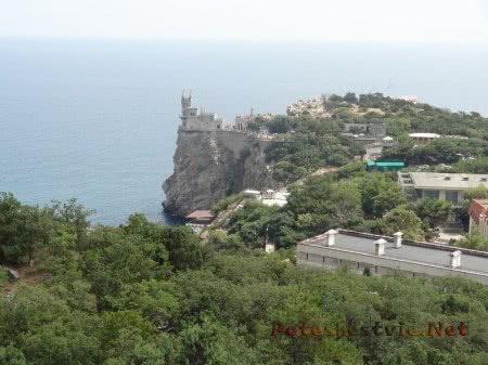 Крымский Замок Ласточкино гнездо