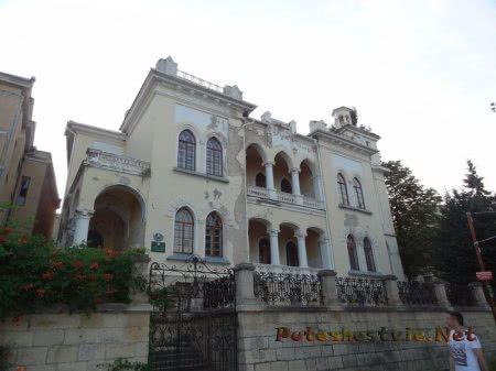 Дача Вилла в Феодосии