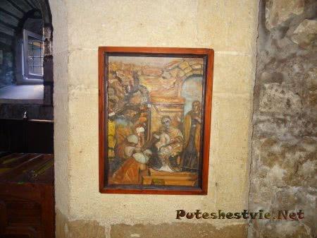 Икона в Церкви Сурб Саркис в Феодосии