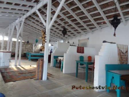 Ресторан национальной кухни в Бахчисарае