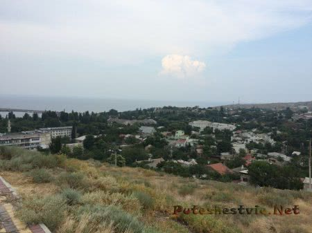 Феодосия с Карантинного холма