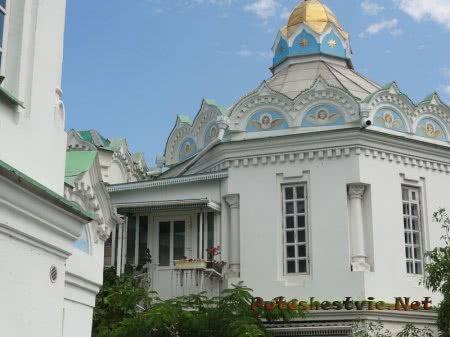 Покои монашек при Церкви Святой Екатерины