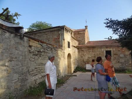 Армянская Церковь Сурб Саркис