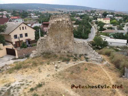 Фрагмент Башни Джованни ди Скаффа