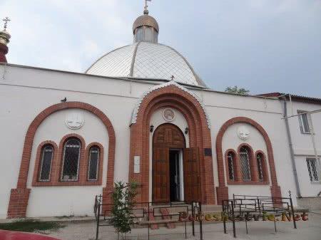 Церковь Феодосии